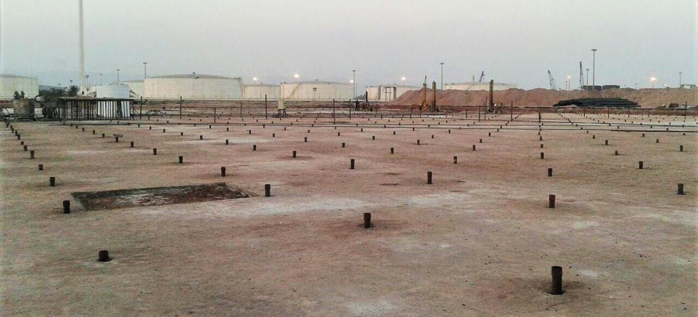 شرکت مهندسی خاورمیانه به عنوان طراح و مجری پروژه های میکروپایل و ریزشمع جهت بهسازی خاک در سراسر کشور مشغول به خدمات رسانی می باشد.